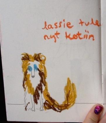 Come on Lassie, come home